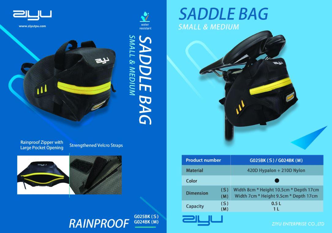 Ziyu Saddle Bag S&M