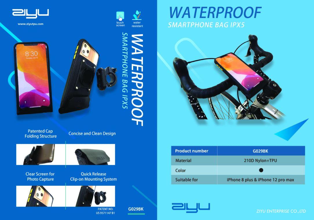 Ziyu Smartphone Bag IPX5