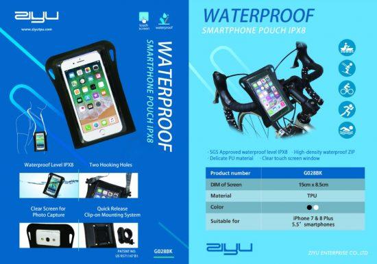 Ziyu Smartphone Pouch IPX8