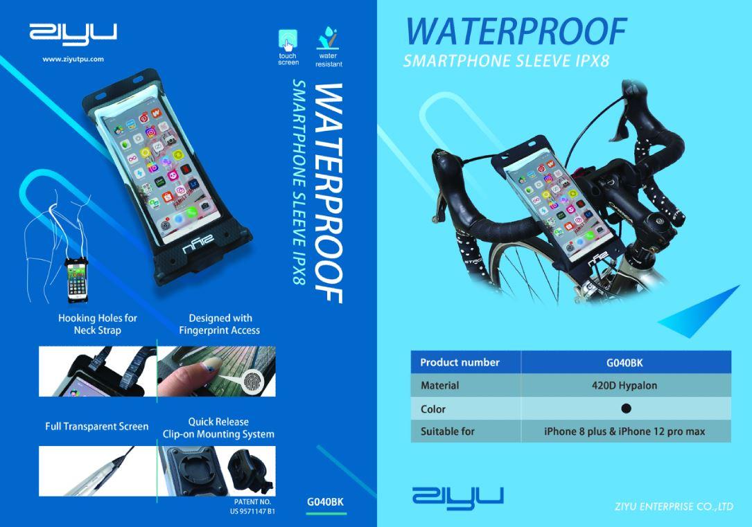Ziyu Smartphone Sleeve IPX8
